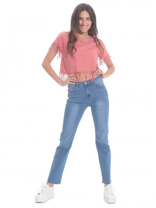 Τζιν παντελόνι ίσιο