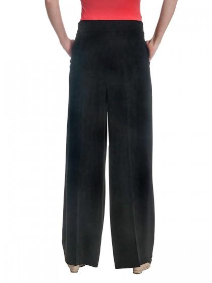 Παντελόνα κρεπ ψηλόμεση