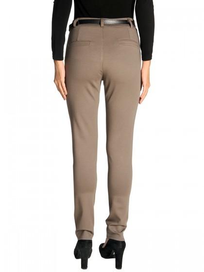 Παντελόνι-κολάν ψηλόμεσο ζώνη