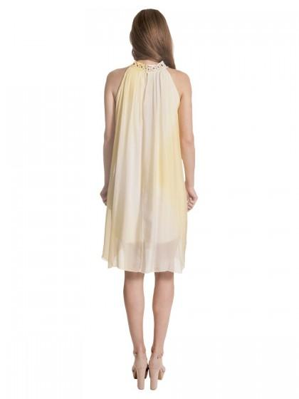 Φόρεμα μπατίκ μεταξωτό τρέσα