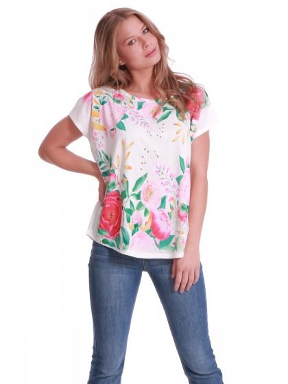 T-Shirt τριαντάφυλλα