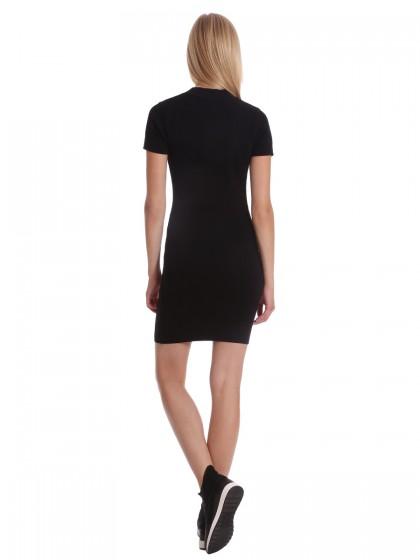 Φόρεμα πλεκτό ρίγες