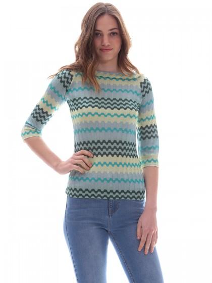 613db8681528 Γυναικείες Μπλούζες Online - TOP Τιμές - Miss Simbolo
