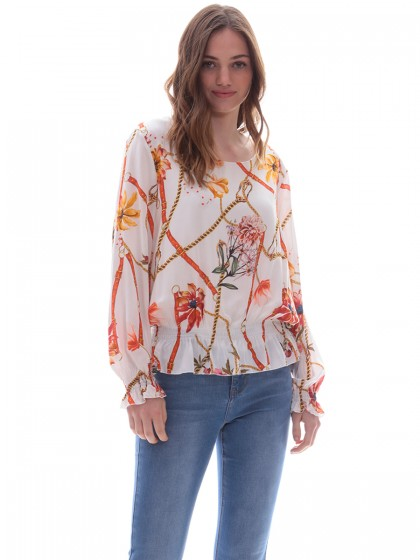 2ec082ae6d2a Γυναικείες Μπλούζες Online - TOP Τιμές - Miss Simbolo
