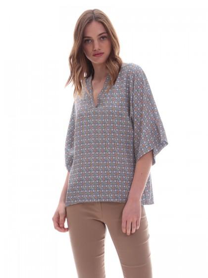55b8f6e809ea Γυναικείες Μπλούζες Online - TOP Τιμές - Miss Simbolo