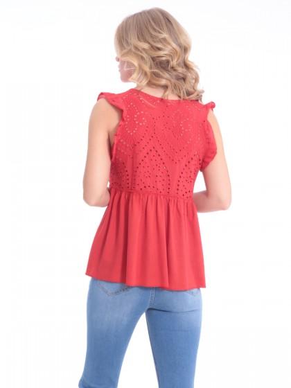 7f5571d345fe Γυναικείες Μπλούζες Online - TOP Τιμές - Miss Simbolo