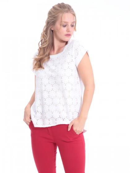 4ce09734aa24 Γυναικείες Μπλούζες Online - TOP Τιμές - Miss Simbolo