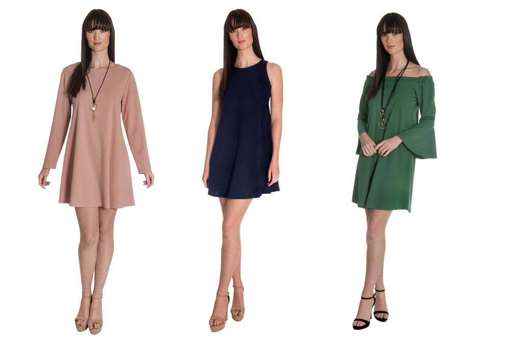 5 στυλ φορεμάτων που αξίζει να βάλεις στη γκαρνταρόμπα σου (Και ... e5c332fc724