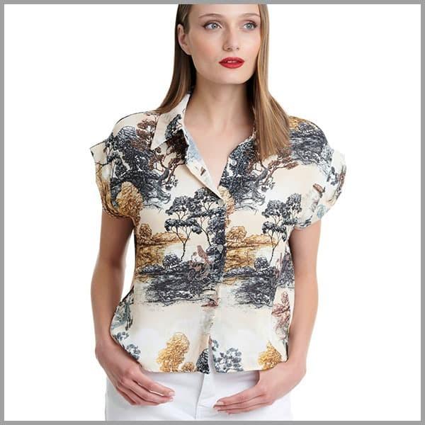 Γυναικεία πουκάμισα Καλοκαίρι 2020