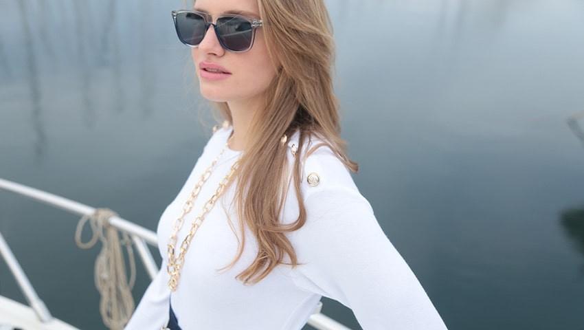 Γυναικείες Μπλούζες Miss Simbolo Άνοιξη 2020