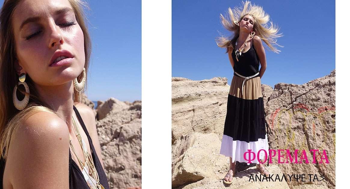 Miss Simbolo γυναικεία φορέματα νέες παραλαβές