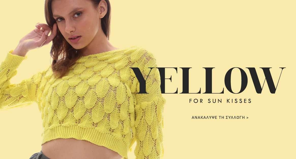 Miss Simbolo yellow